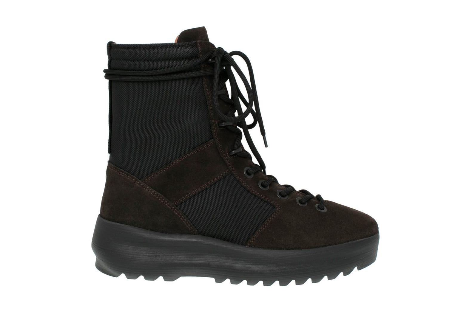 YEEZY Season 3 Military Boot in \
