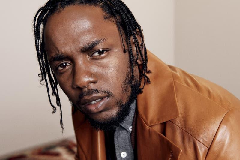Kendrick Lamar GQ Style Magazine Cover