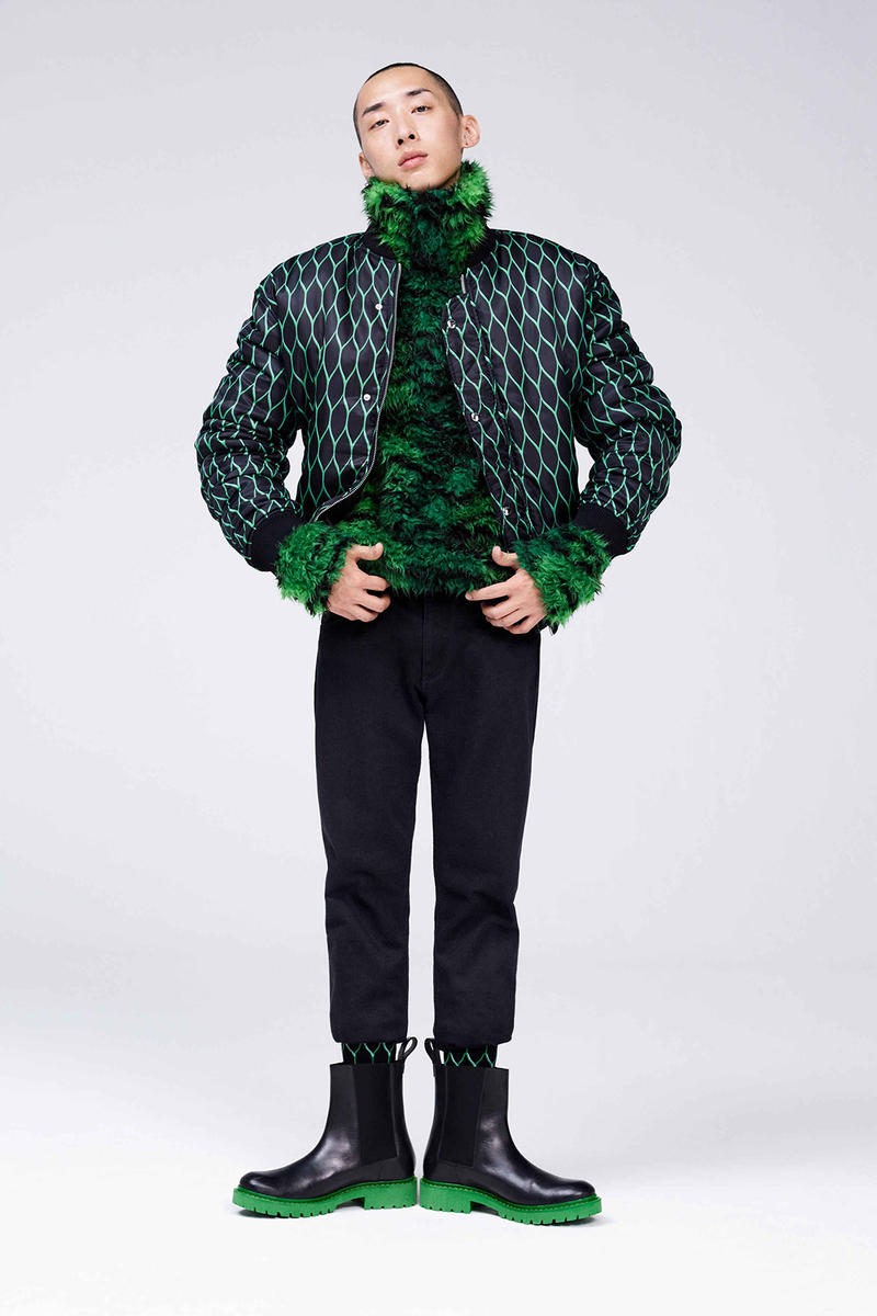 db417f26f8184 Kenzo H&M Collaboration Collection Menswear Lookbook | HYPEBEAST