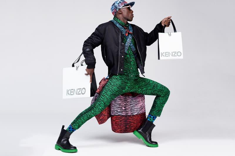 Kenzo x H&M Seven Times Retail Price eBay