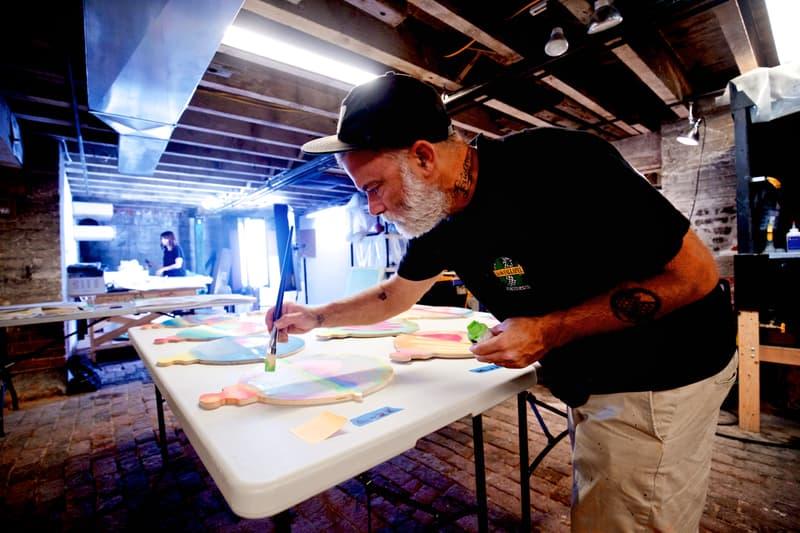 Kevin Lyons Presents Baker's Dozen Exhibition
