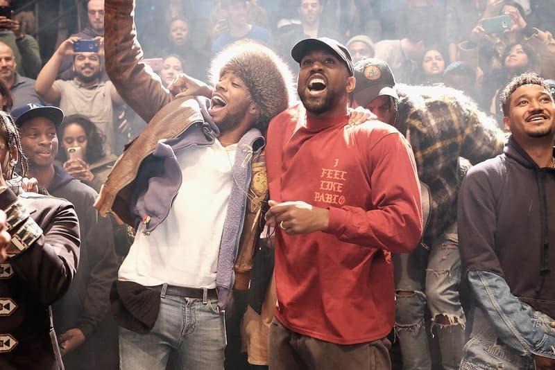 """Kid Cudi Kanye West Unreleased Demo """"Can't Look In My Eyes"""" GOOD Music Beef"""