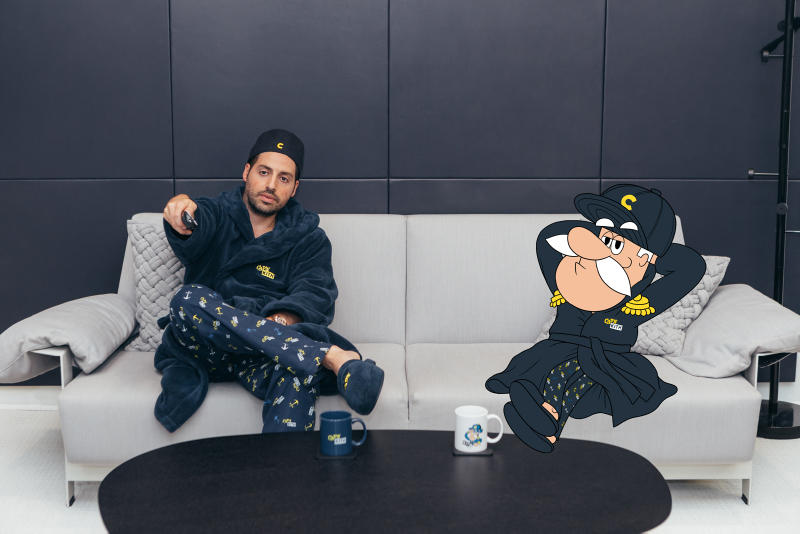 KITH Capn Crunch Lookbook