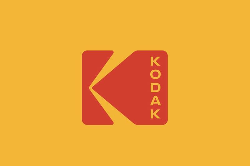 Kodak Retro Stylish Rebranded Packaging