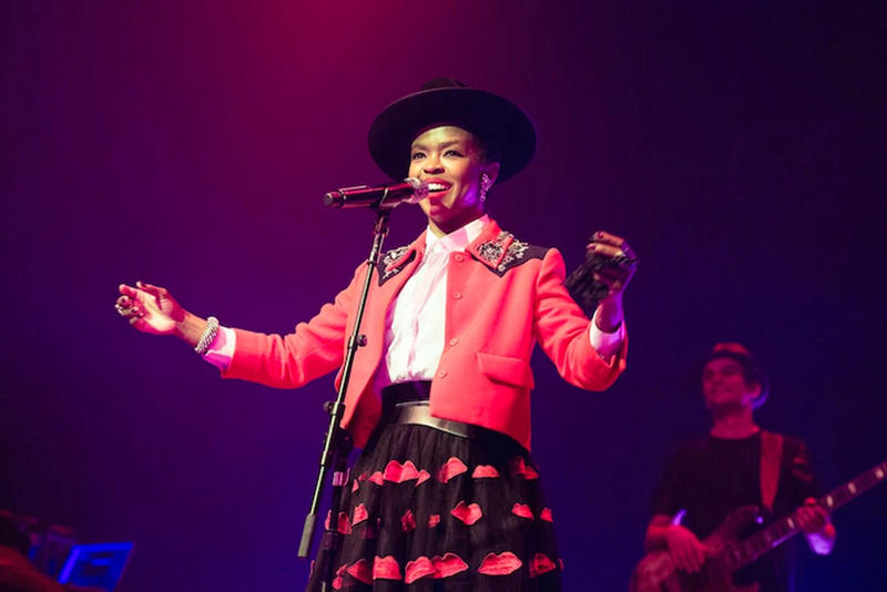 "Lauryn Hill New Version ""Rebel/I Find It Hard To Say"" MTV Unplugged 2002 TIDAL X 10/15"