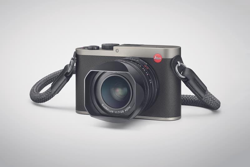 Leica Q Titanium Gray Camera