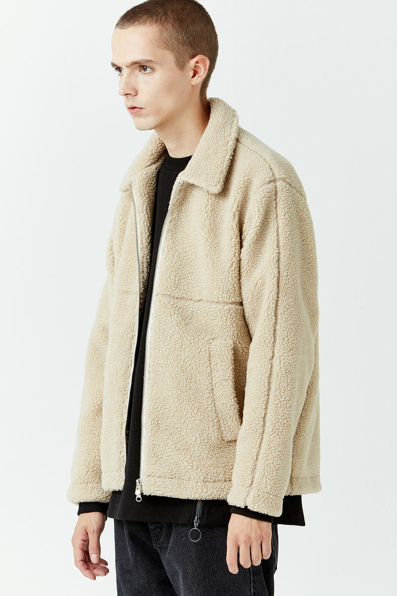 LIFUL fall/winter 2016 outerwear