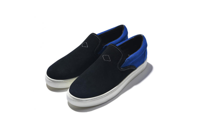MADNESS 2016 Fall Winter Slip On Footwear