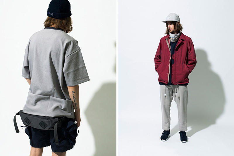MEANSWHILE 2017 Spring Summer
