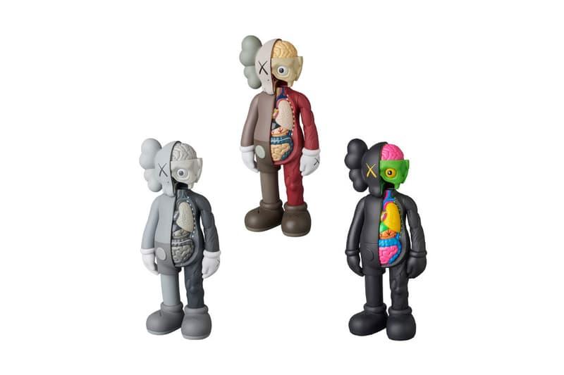 Medicom Toy KAWS Companion Toy