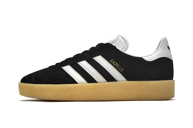 MR COMPLETELY adidas Gazelle Crepe Creeper Sole sneaker ae466fd316aa