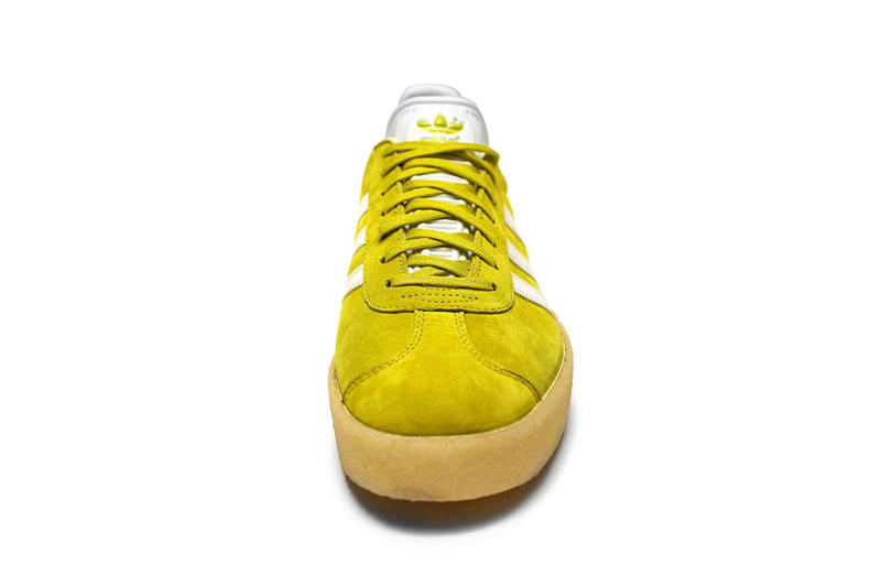MR COMPLETELY adidas Gazelle Crepe Creeper Sole sneaker