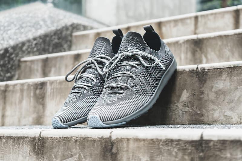Native Shoes Cloud Equipment Collection Black Grey Light Blue 2017 Spring Summer Mercury Liteknit