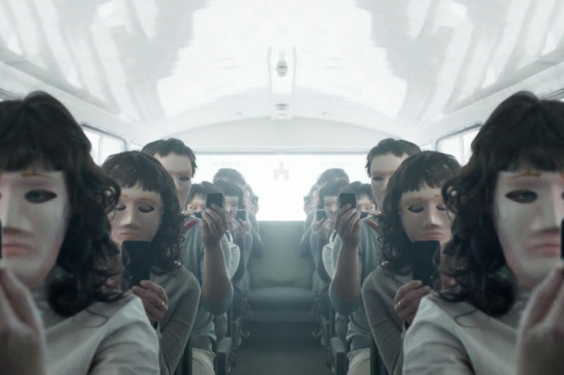 Black Mirror Shows Us a Terrifying Future Netflix Online Streaming Charlie Brooker Channel 4 Twilight Zone