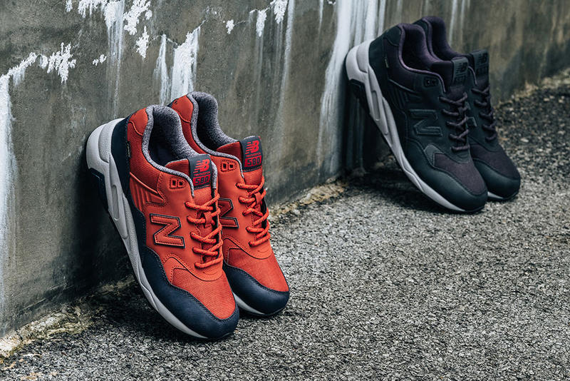 The New Balance MRT580 Gets Reworked With GORE-TEX