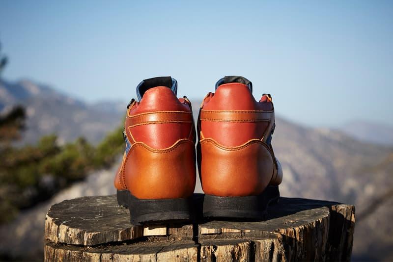 New Balance rainier remastered hiking boot hl710