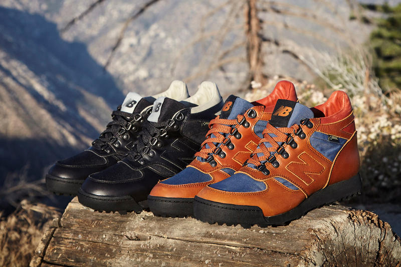 969d435acb8c7 New Balance Releases the Rainier Remastered Hiking Boot | HYPEBEAST