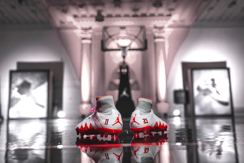 Neymar x Michael Jordan Nike Hypervenom