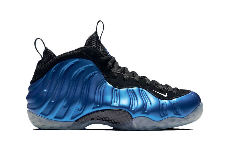 new concept 5694d c7afb Nike Air Foamposite One 2017 Royal