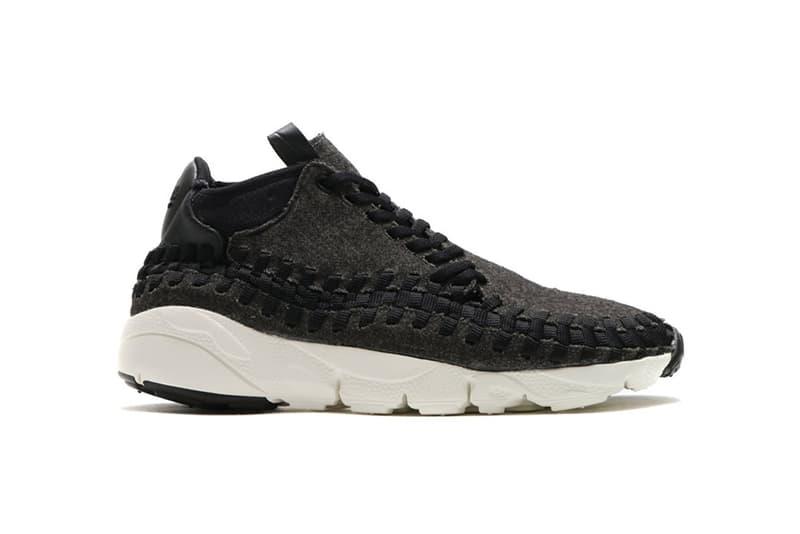 Nike Air Footscape Woven Chukka SE Black Denim