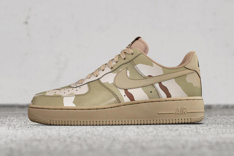 16c2d921d0654 Nike Air Force 1 Low Camo Reflective Pack | HYPEBEAST