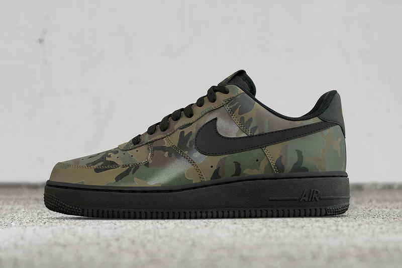 Nike Air Force 1 Low Camo Reflective Pack