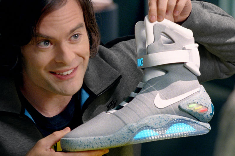 carro híbrido Ese  Look Back At The 2011 Release of Nike Mag | HYPEBEAST