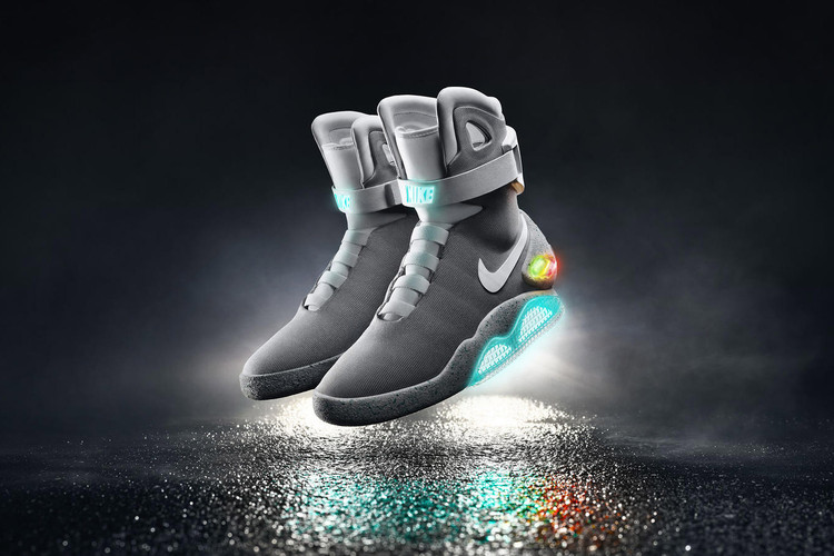 new product 31762 a587a Is Nike Finally Getting Ready to Make the Infamous Air MAG Available to the  Public