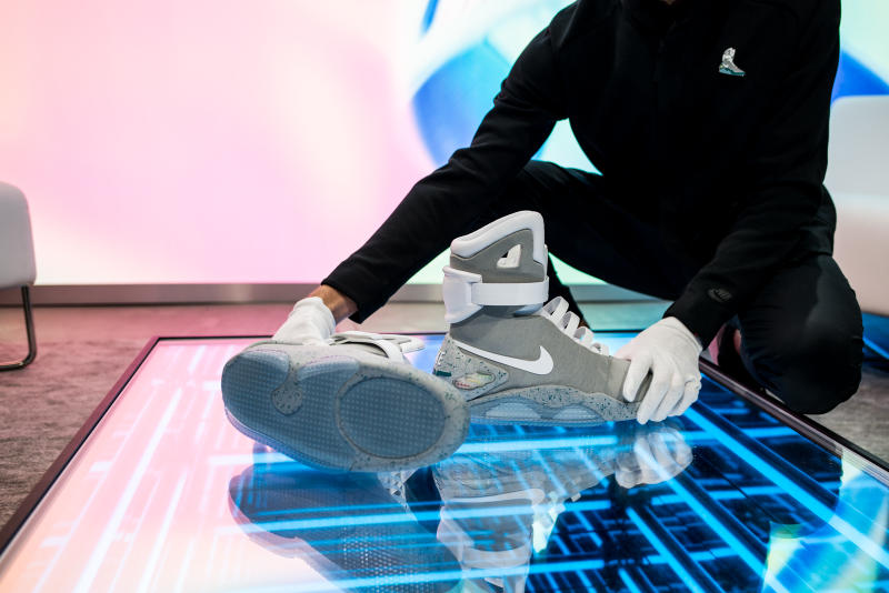 Nike Mag Experience