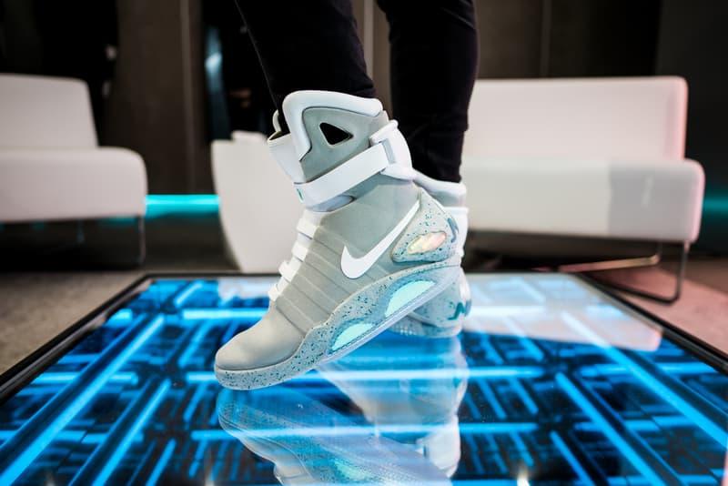 Nike Air Mag Experience
