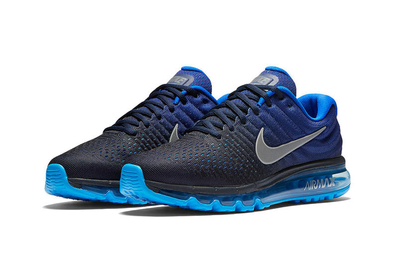 the latest b4f0d cc8c7 Nike Air Max 2017 Blue and Black | HYPEBEAST