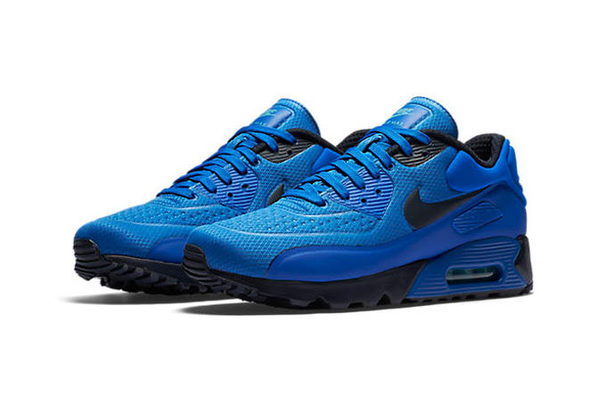 Nike Air Max 90 Ultra SE Hyper Cobalt Black