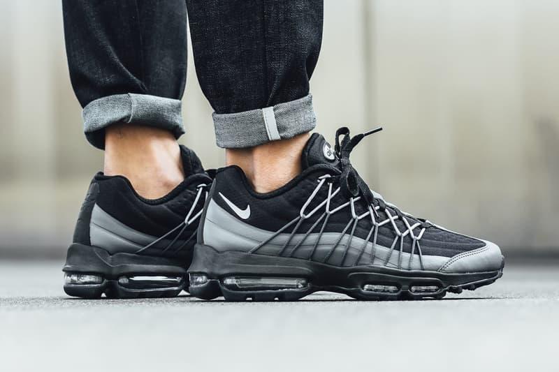 Nike Air Max 95 Ultra SE Grey Black