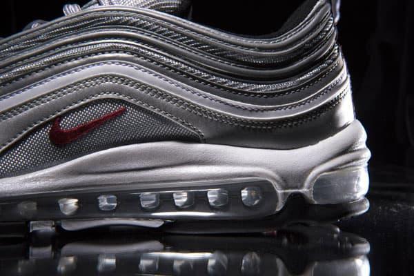 super popular a3366 9d970 Nike Air Max 97 Silver Bullet Italian Reissue