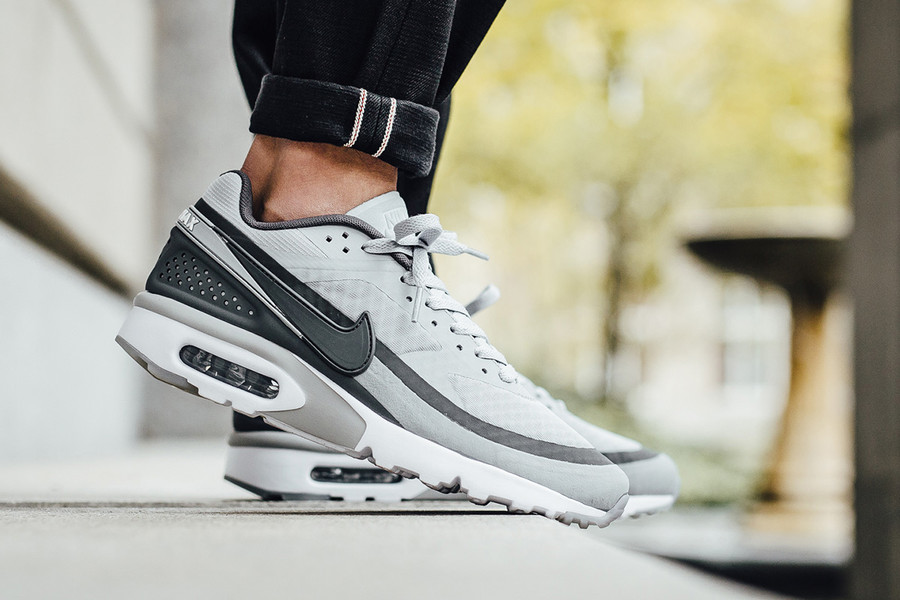 52493905b The Nike Air Max BW Ultra Goes Grayscale