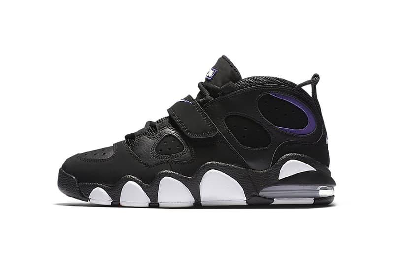 Nike Air Max CB 34 Godzilla Black Purple Sneaker 2d36f86b70