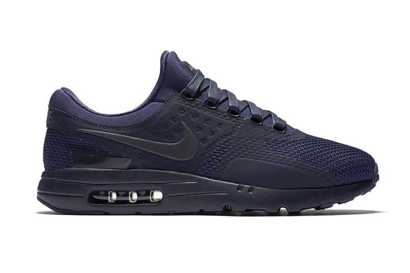 Nike Air Max Zero Binary Blue dark blue