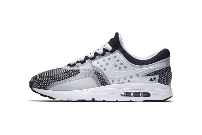 buy online 849cb 004c5 Nike Air Max Zero White Black