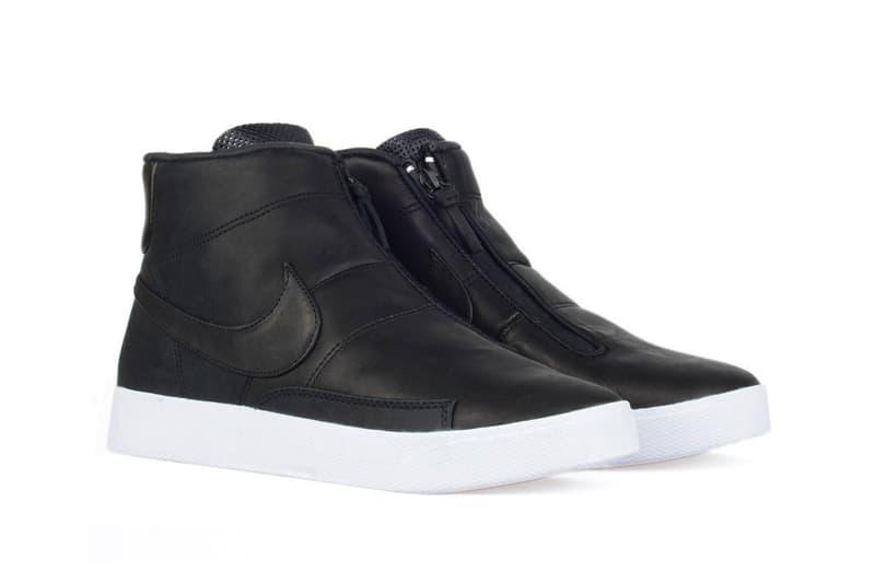 Nike Blazer Advanced Black Vachetta Tan Sneaker Streetwear Nikelab
