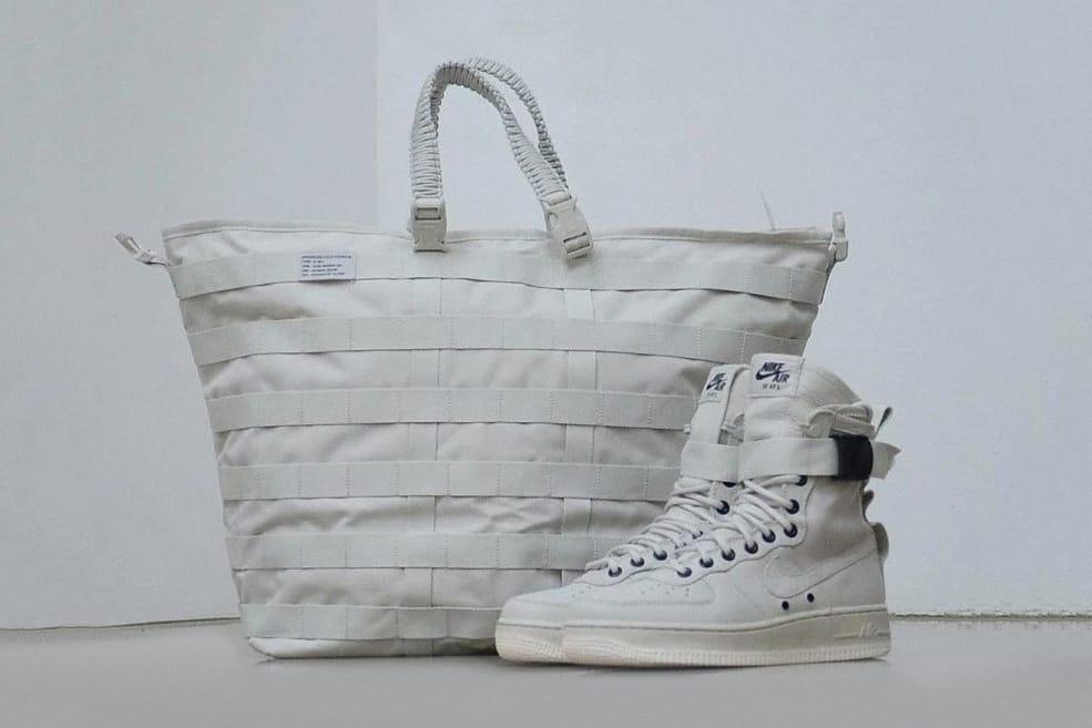 Nike Duffel Bag Special Field Air Force