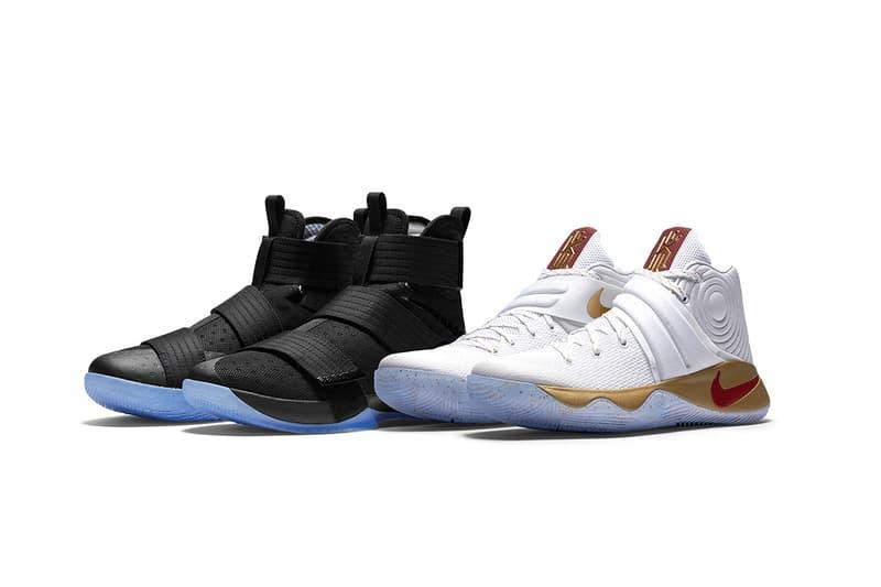 f750fd50e4af Nike Basketball Set to Release LeBron   Kyrie