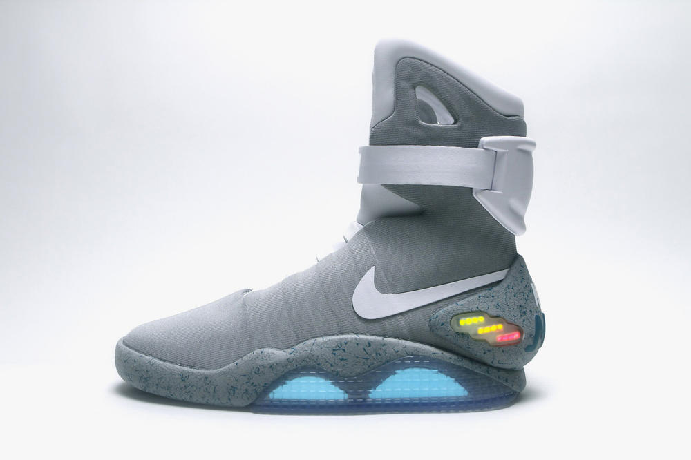 Nike Mag Auction Back to the Future