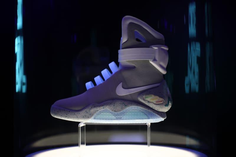 Nike MAG 2016 Facts Niketown London Images