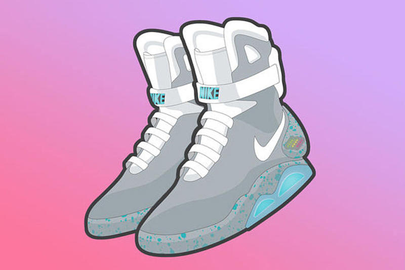 Nike Air MAG iMessage Sticker Pack