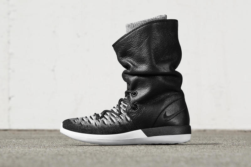 8a83bdd8b47cf Nike Roshe Two Hi Flyknit Sneakerboot 2016 Fall Winter
