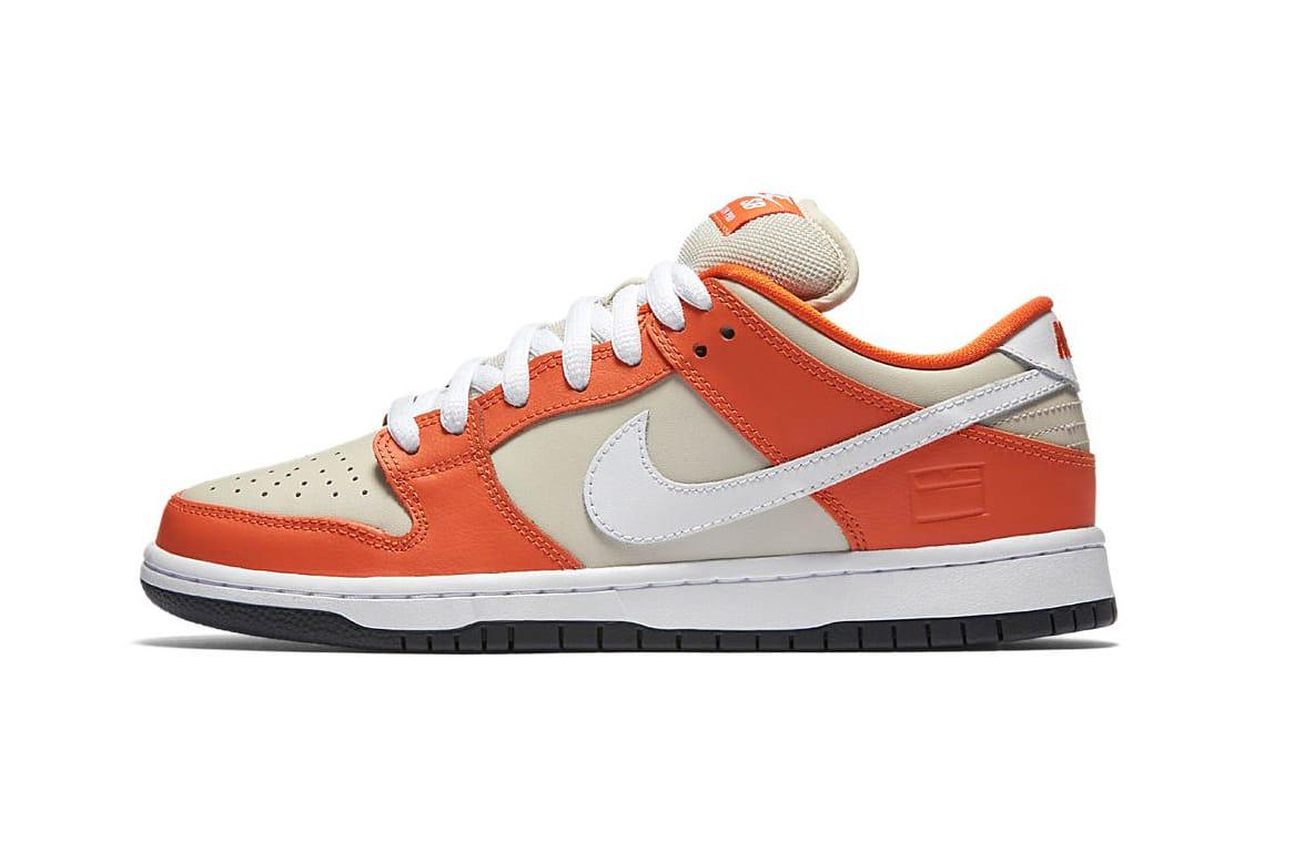 Nike SB Dunk Low Premium Orange Box