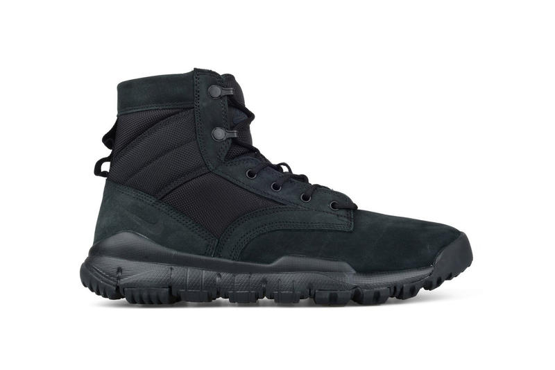 Nike SFB 6 Inch Leather Boot Triple Black 5b3605f6ecf9