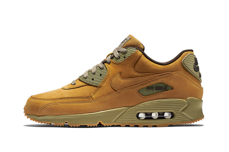 Nike Revisits Wheat Collection