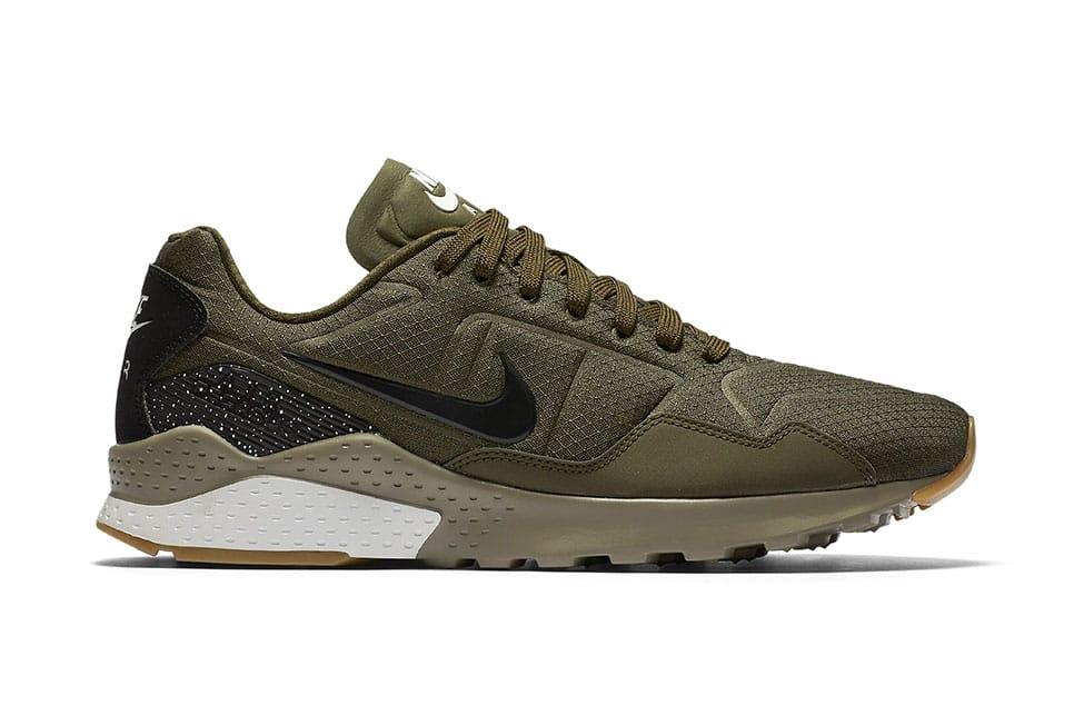 Nike Zoom Pegasus '92 Ripstop Nylon Olive | HYPEBEAST