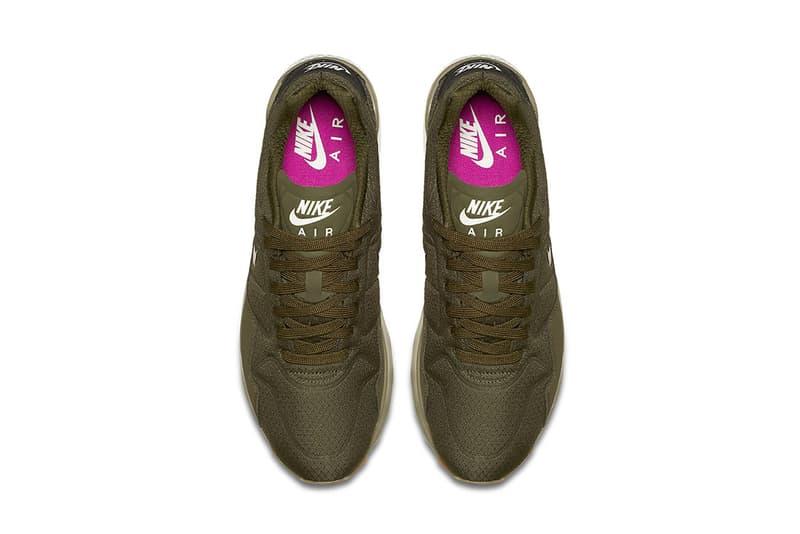 Nike Zoom Pegasus '92 Ripstop Nylon Olive gum sole